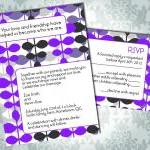 Wedding Invitation - Retro ..