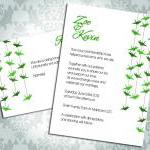 Wedding Invitation - Paper..